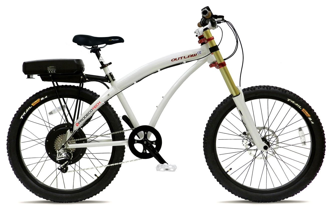 ProdecoTech Outlaw SE Electric Mountain Bike - Electric Bike & Skate