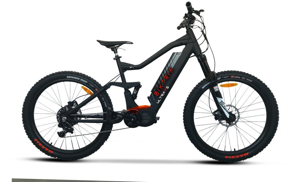 Biktrix Juggernaut Ultra FS Electric Fat Tire Bike - Electric Bike & Skate