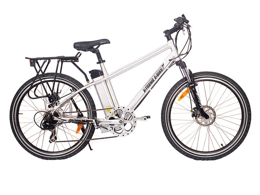 X-Treme Trail Maker Electric Mountain Bike - Electric Bike & Skate