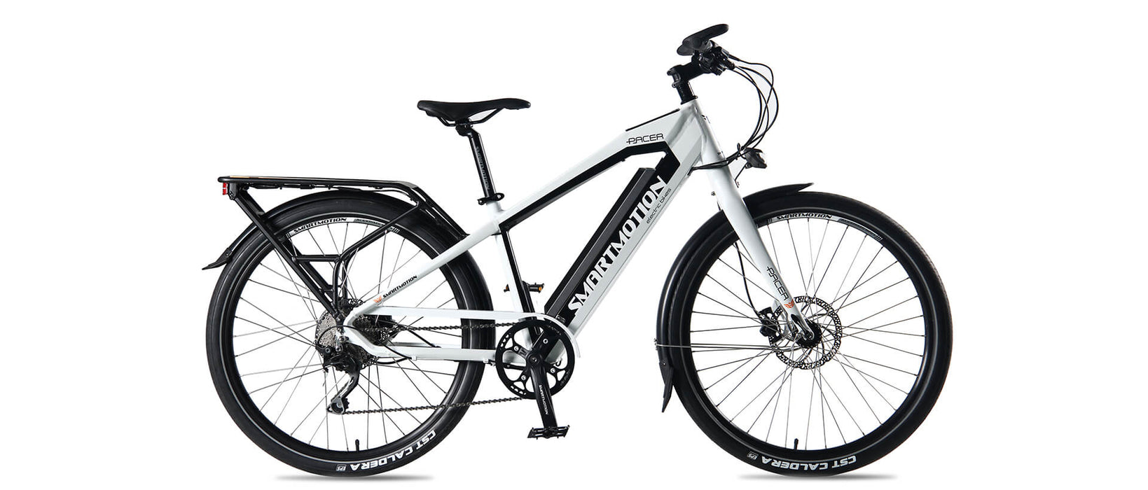 SmartMotion Pacer Electric Commuter Bike - Electric Bike & Skate