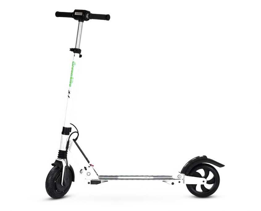 GreenBike X1 Scooter - Electric Bike & Skate