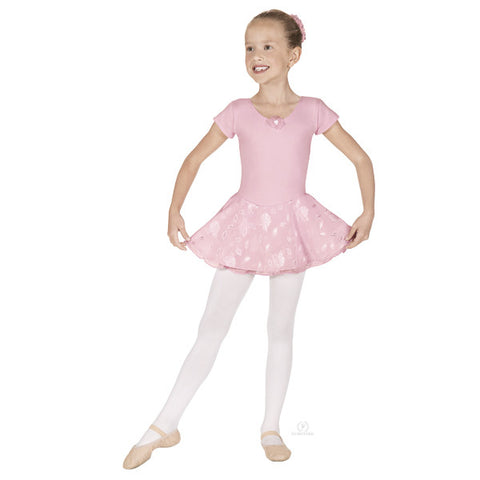 01467 Child Princess Rose Dress