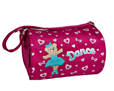 1017  Beary Sweet Duffel