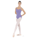 1064 Adult Princess Seam Cotton Camisole Leotard