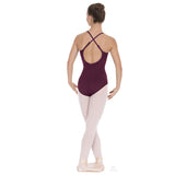 10819 Adult Adjustable Cotton Camisole Leotard