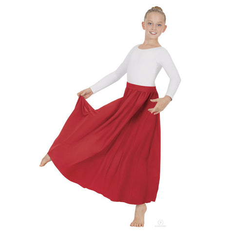 Eurotard Child Lyrical Circle Skirt 13778K