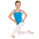 4464C Child Princess Seam Camisole Microfiber Leotard