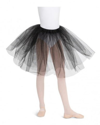 9830c  Capezio® Children's Romantic Tutu Skirt