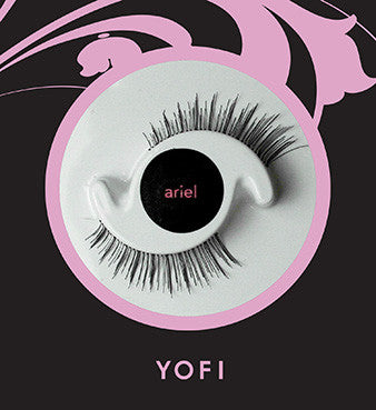 """Ariel"" False Eyelashes"