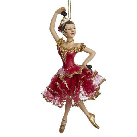 C7167 Spanish Dancer Ornament