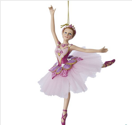 C8575 Sugar Plum Ballerina Ornament