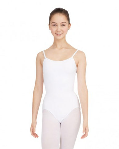 CC100 Capezio® Classics Adult Camisole Leotard w/Adjustable Straps