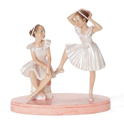 64581 Ballet Duo Figurine