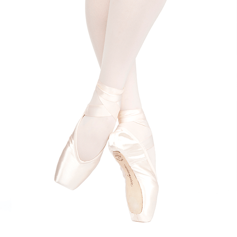 Muse V-Cut Pointe Shoes Medium Shank