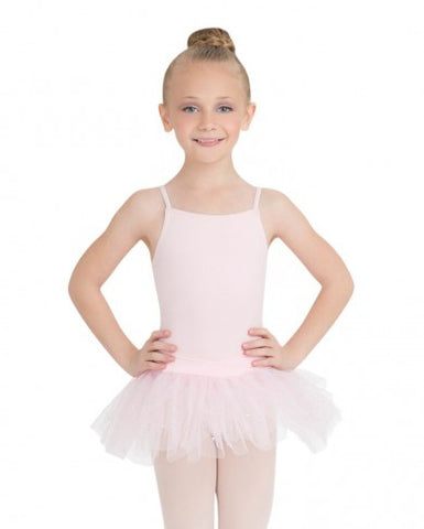 N9814c  Capezio® Children's Collection Camisole Tutu Dress
