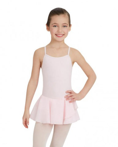 N9816c  Capezio® Children's Collection Camisole Cotton Dress
