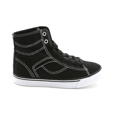 "Girls Pastry ""Cassatta"" Stretch Canvas High Top Sneakers"