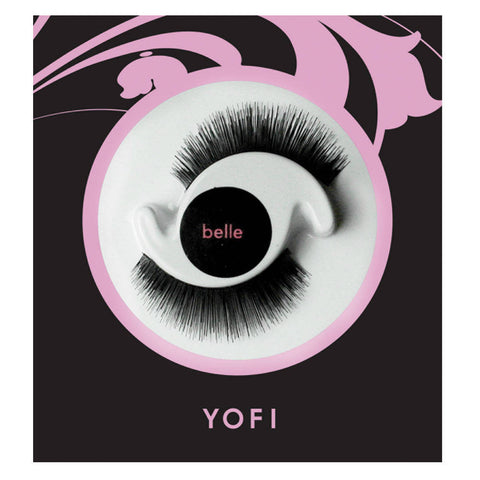 """Belle"" False Eyelashes"
