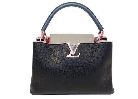 LOUIS VUITTON CAPUCINES BAG | LV CAPUCINES BAG