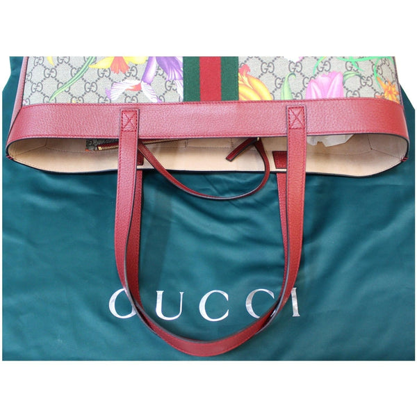 Gucci Ophidia GG Flora Medium Tote bag top handles