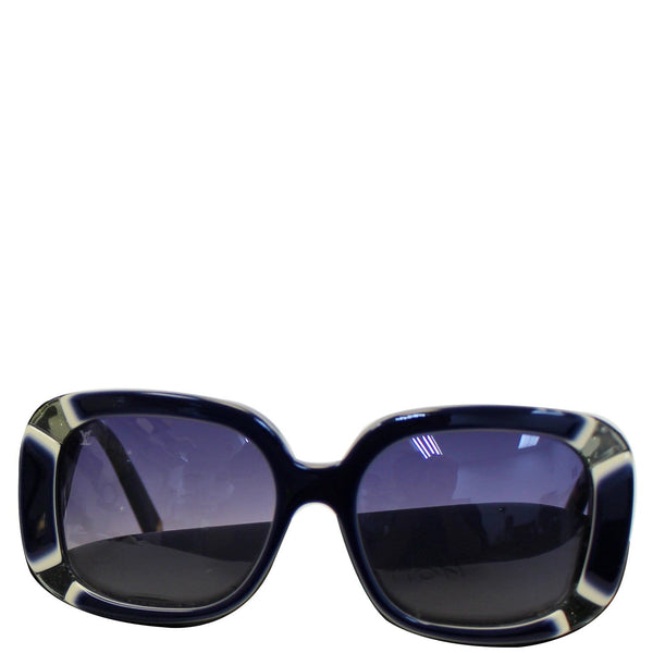 LOUIS VUITTON Anemone Navy Sunglasses - Lv Sunglasses