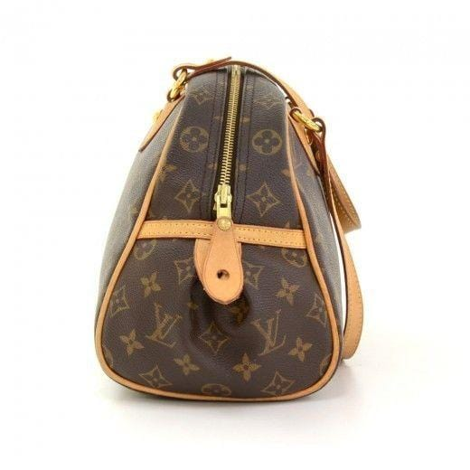 LOUIS VUITTON Montorguell PM Monogram Canvas HandBag