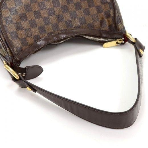Louis Vuitton Highbury Damier Ebene Shoulder Handbag - strap