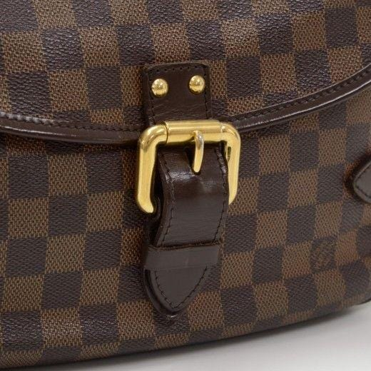 Louis Vuitton Highbury Damier Ebene Shoulder Handbag - lv bag