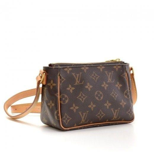 LOUIS VUITTON Viva Cite PM Monogram Canvas Shoulder Bag