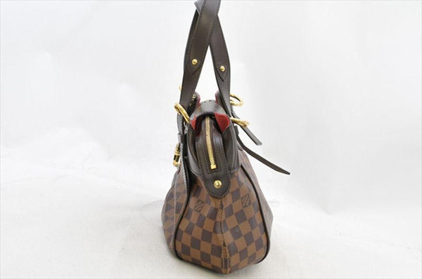 LOUIS VUITTON Damier Ebene Sistina PM Shoulder Handbag - Final Call