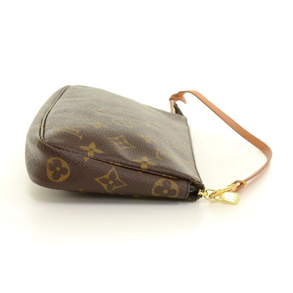 LOUIS VUITTON Monogram Pochette Accessories Pouch Handbag