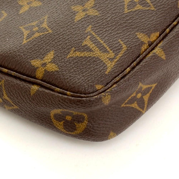 LOUIS VUITTON Monogram Pochette Accessories Handbag Pouch