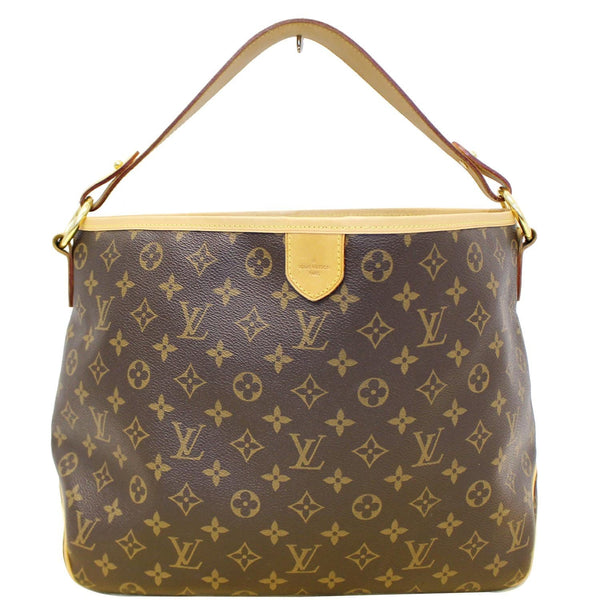LOUIS VUITTON Delightful PM Monogram Canvas Shoulder Hobo Bag