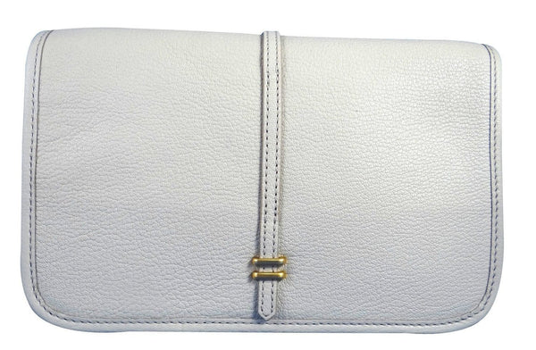 Marc By Marc Jacobs Uptown Lila Sand Grained Leather Crossbody Bag