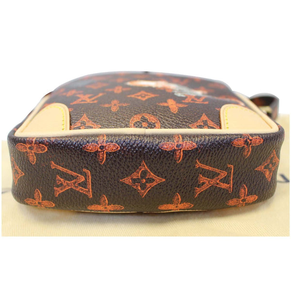 LOUIS VUITTON Paname Monogram Grace Coddington Catogram Shoulder Bag-US