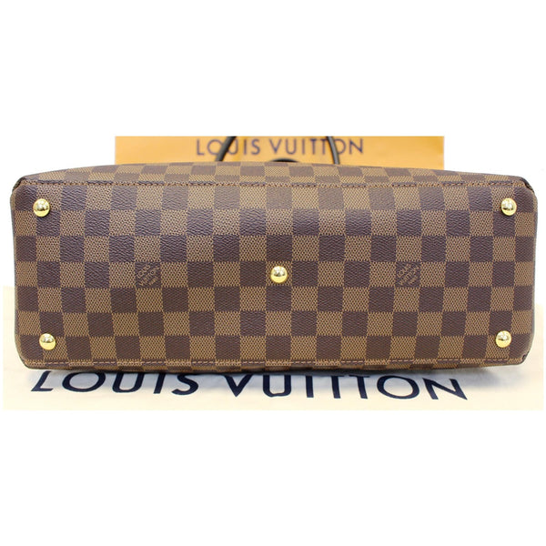 LOUIS VUITTON LV Riverside Damier Ebene Shoulder Bag Noir
