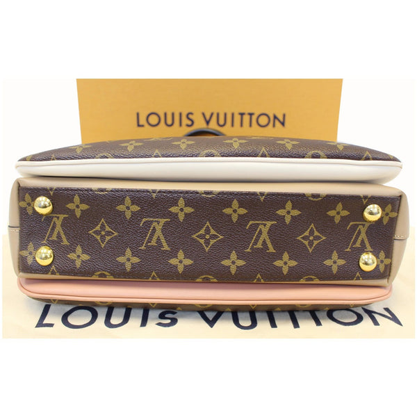 Louis Vuitton Millefeuille Monogram Canvas Bag Bottom