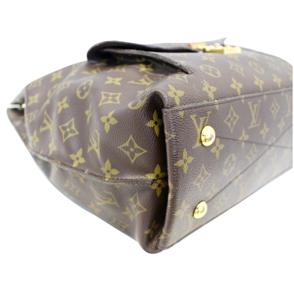 LOUIS VUITTON Metis Monogram Canvas Hobo Shoulder Bag Brown-US