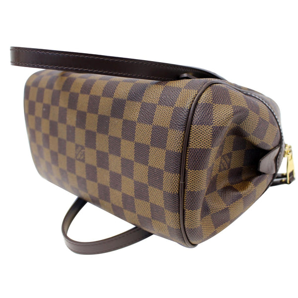 Louis Vuitton Damier - Rivington PM Ebene Shoulder Bag - bag's handles