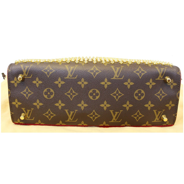 Louis Vuitton Christian Louboutin - Lv Monogram Shopping Bag leather