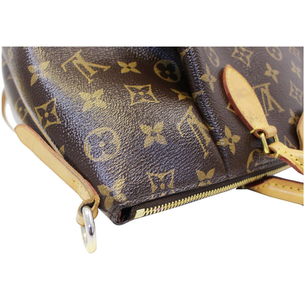 LOUIS VUITTON Turenne GM Monogram Canvas 2 Way Shoulder Bag Brown-US