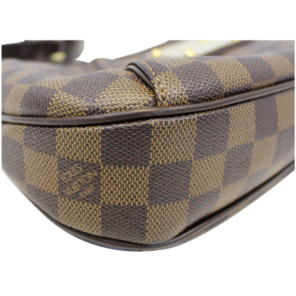 Louis Vuitton Thames PM Damier Ebne Bag Corner View