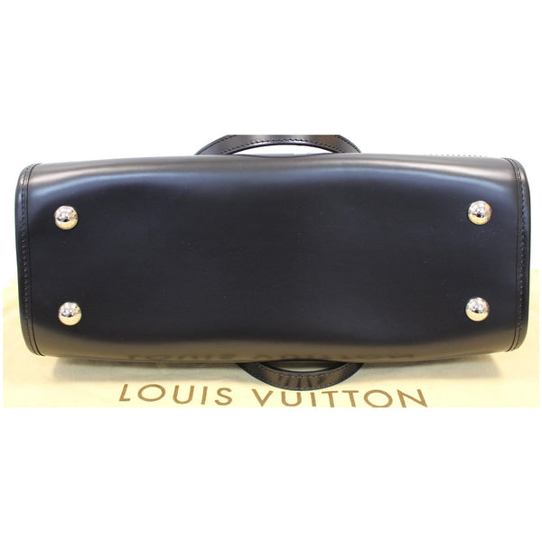 Louis Vuitton Madeleine GM Epi Leather Shoulder Bag Black