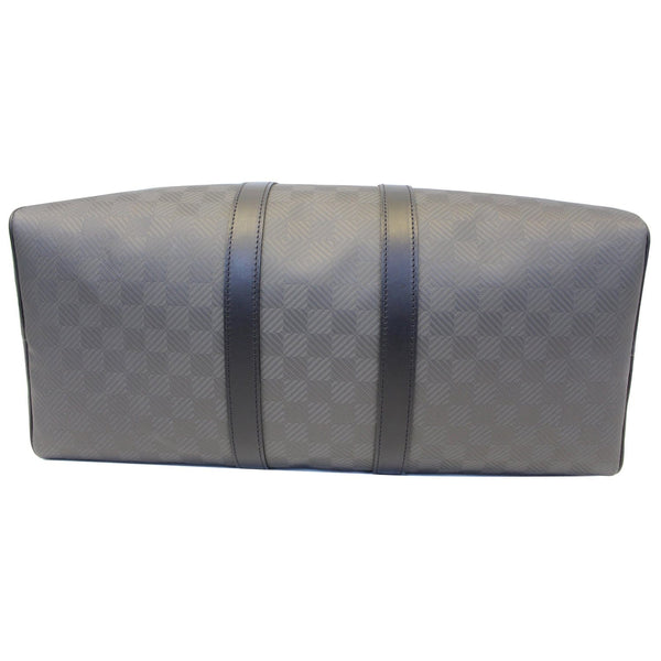 Louis Vuitton Keepall 45 Carbon Fiber Carbone Travel Bag - side view