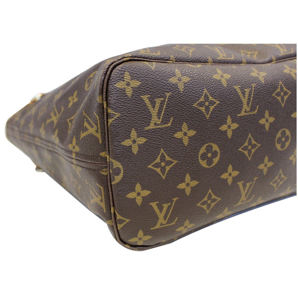 Louis Vuitton Neverfull MM Monogram Canvas Tote Bag - discount