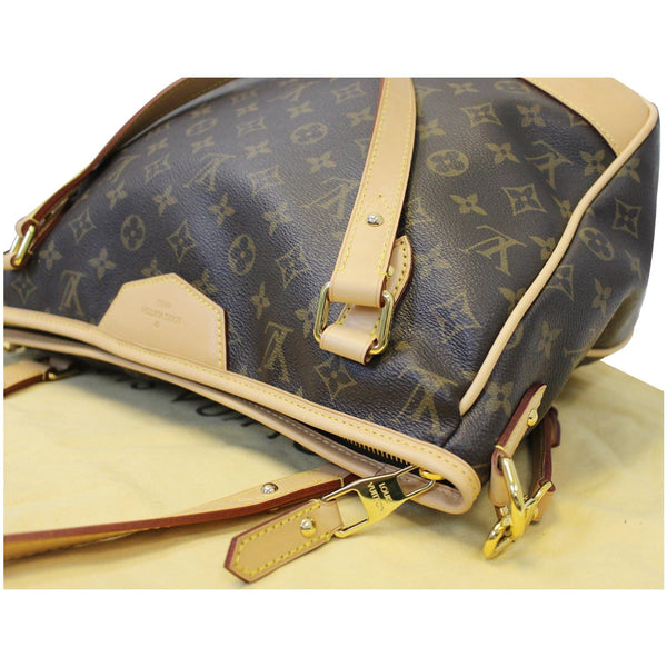 LOUIS VUITTON Estrela MM Monogram Canvas Shoulder Bag Brown-US