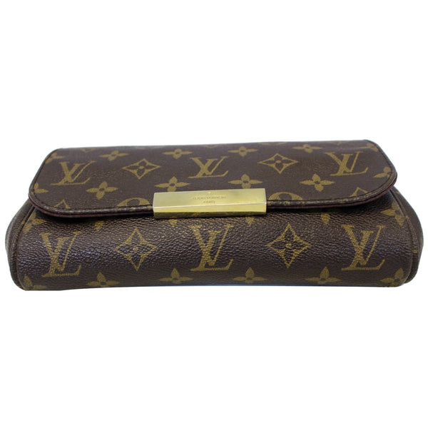 Louis Vuitton Favorite PM Monogram Canvas Bag  - full view