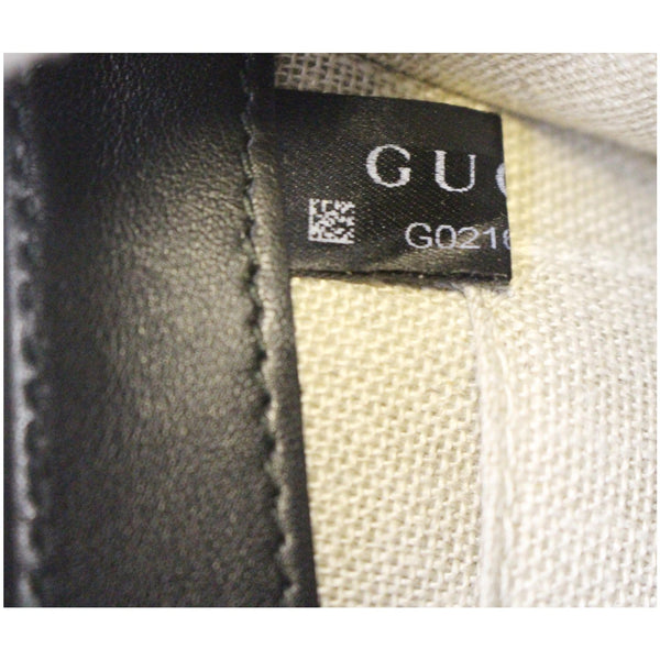 Gucci Shoulder Bag Emily Mini Micro GG Guccissima - logo