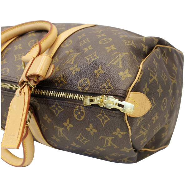 Louis Vuitton Keepall 45 Monogram Duffle - Lv Travel Bag - lv zip