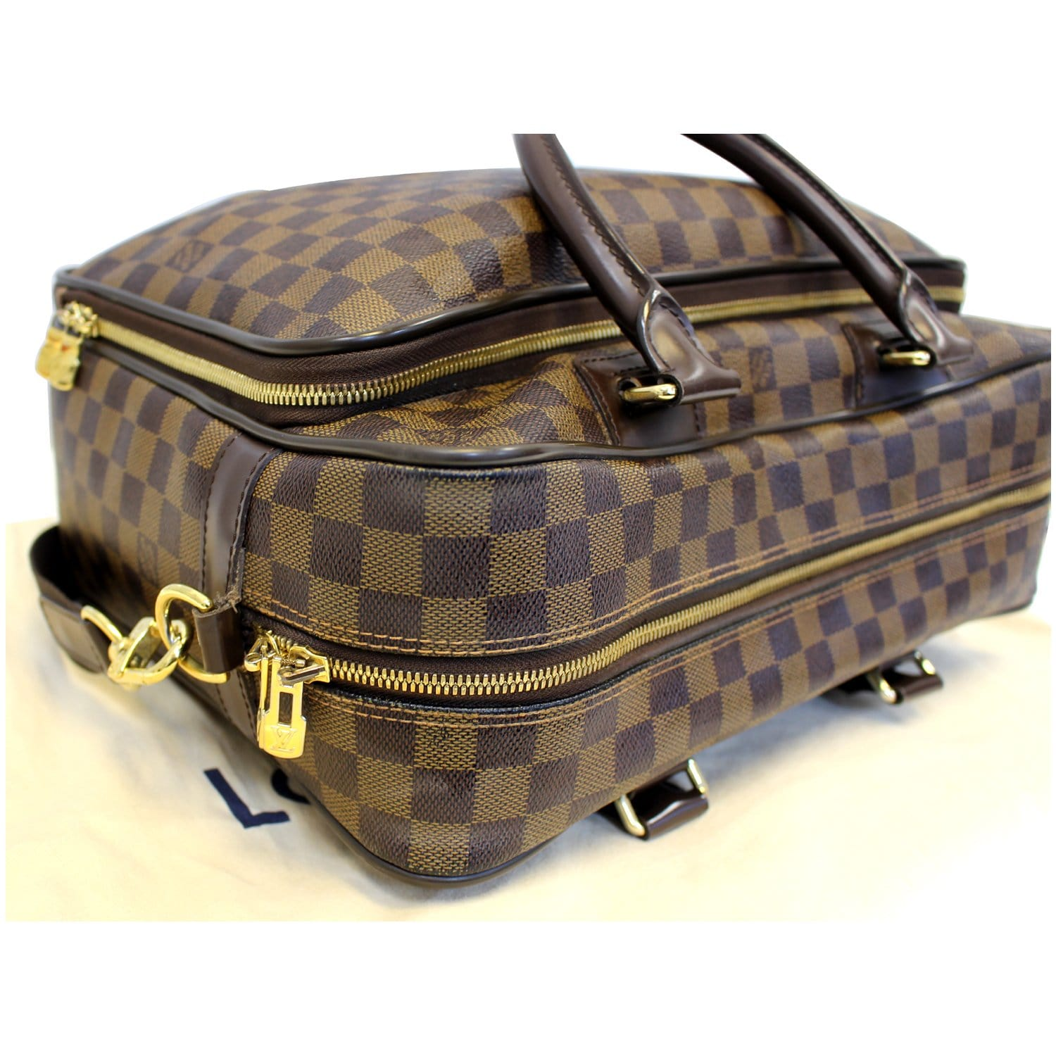 4a0b240a LOUIS VUITTON Icare Damier Ebene Travel Bag-US